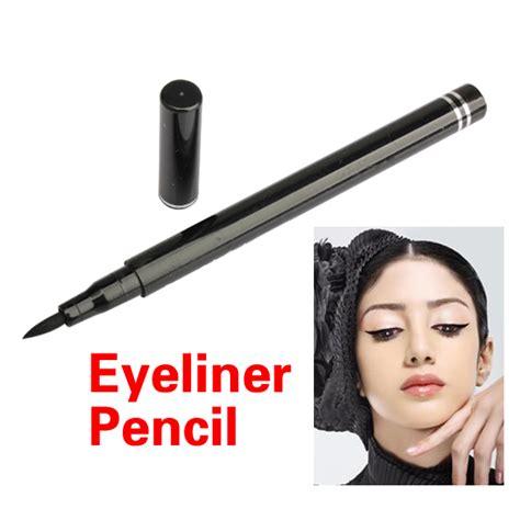 Eyeliner Landbis Harajuku Single Eye Liner Hs waterproof liquid eye liner eyeliner pencil pen makeup cosmetic black bs88 unfair weight