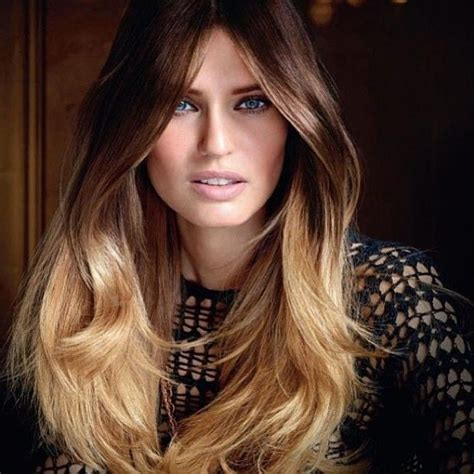 hairstyles to hide dip dyed ends 15 photo of long hairstyles dip dye