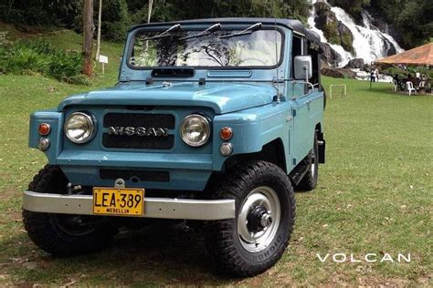 nissan patrol classic indigo and the waterfall indigo is our rare to the us