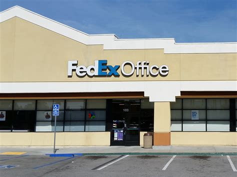 fedex office print ship center in corona ca 951 279