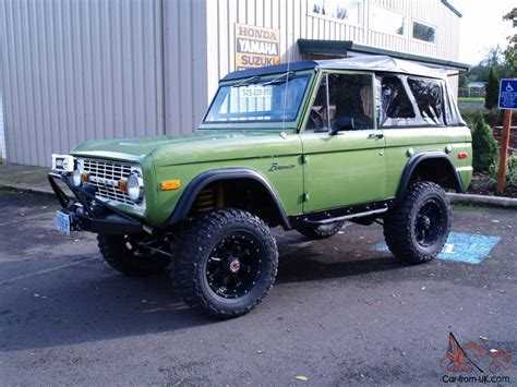 bronco car bronco car green www imgkid com the image kid has it