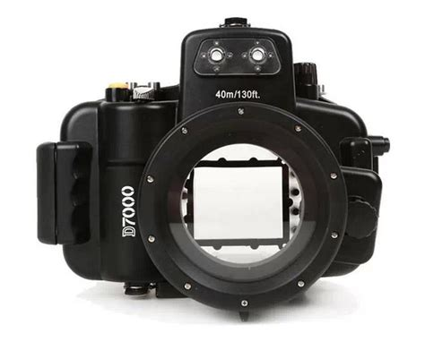 Underwater Meikon Waterproof For Nikon D7000 Black 130ft nikon d7000 underwater housing waterproof casing launched dansarosa limited prlog