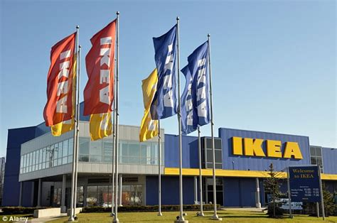 ikea company ikea bans people from playing hide and seek in its stores daily mail online