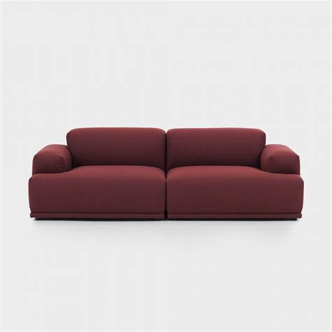 couch connect the modular 2 seaters sofa connect by the brand muuto was