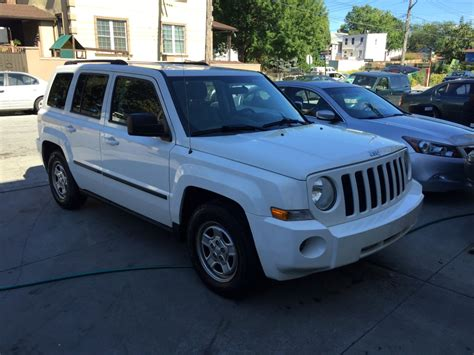 used 2010 jeep patriot suv 5 690 00