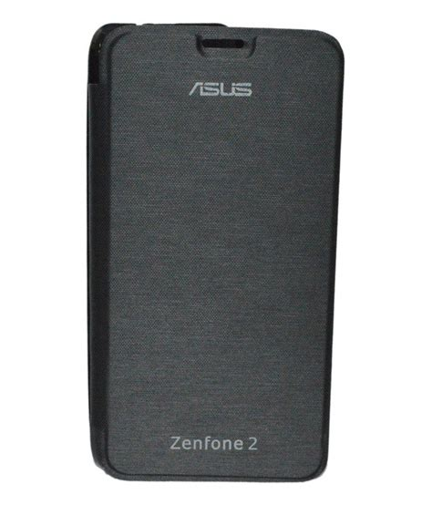 Best Flipcover Asus Zenfone 2 totta flip cover for asus zenfone 2 ze551ml black buy totta flip cover for asus zenfone 2