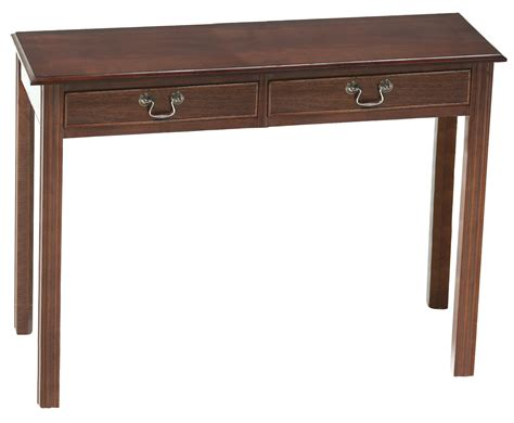 narrow hall table with drawers chippendale narrow 2 drawer hall hall tables