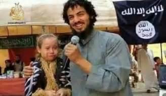 Islamic state terrorists behead christian children in iraq display