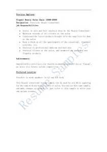 Consultant Resume Sles by Therapy Cv Cover Letter
