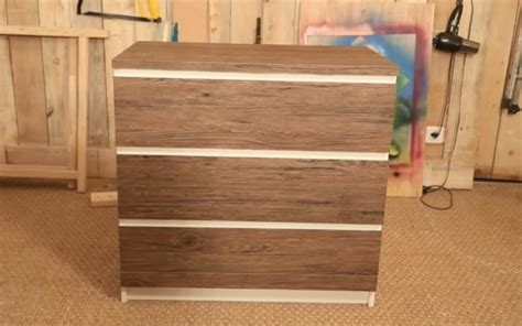 Customiser Une Commode by Diy Customiser Une Commode Malm Sur Deco Fr