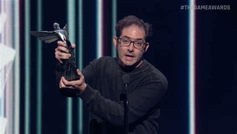 Jeff Kaplan Memes - video overwatch wins game of the year at the 2016 game awards jeff kaplan thanks memes 12up