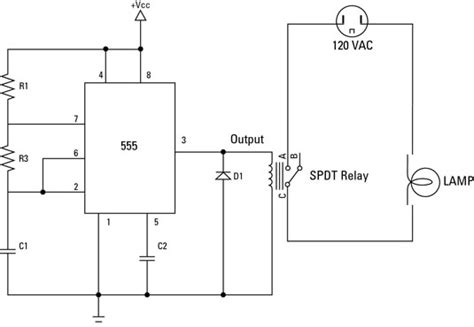 line voltage relay wiring diagram wiring diagram schemes