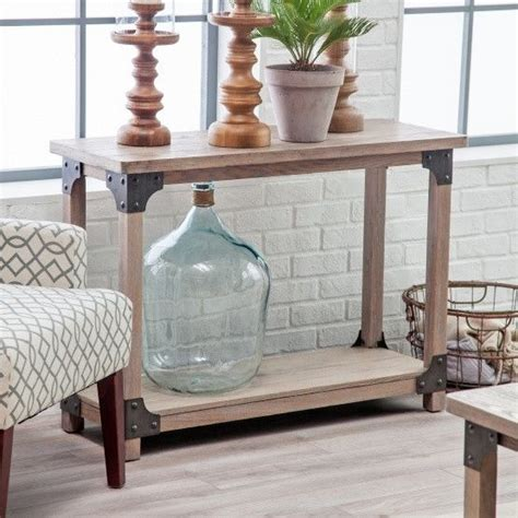 Quade Console Table 25 Great Ideas About Rustic Console Tables On