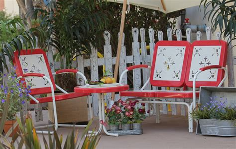summerland vintage patio furniture tomato town country