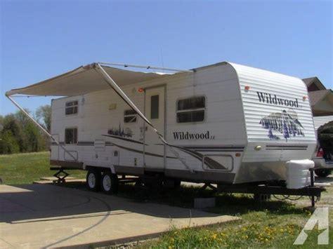 Bunk Beds Louisville Ky 2006 Wildwood 28 Foot Travel Trailer With Bunk Beds Louisville Ky 2006 Travel Trailer In