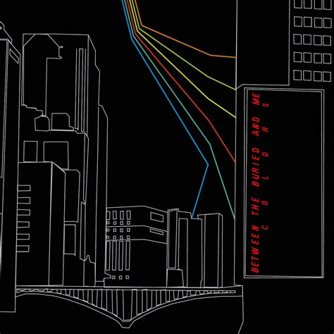 between the buried me colors 2007 s artwork