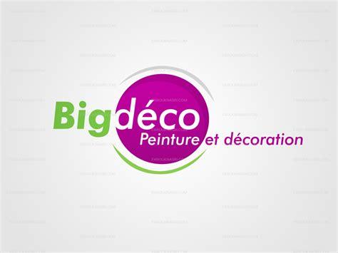 Logo Decoration by Cr 233 Ation De Logo 224 Wattrelos Big Deco Peinture D 233 Coration