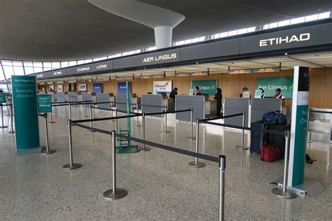 What Is Another Term Used For Desk Checking by Flight Review Aer Lingus 757 Business Class Dc To Dublin