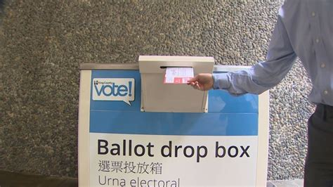 Post Office Drop Box Locations by Ballot Dropbox Locations By County King5