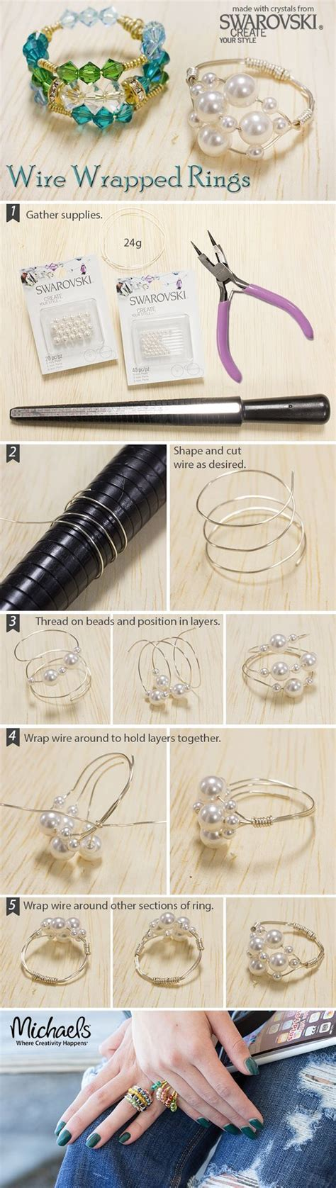 how to make jewelry at home to sell 20 easy step by step diy tutorials for a ring