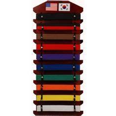 oak display belt rack 10 36 dynamics