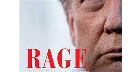 bob woodwards book rage exposes trumps covid  lies