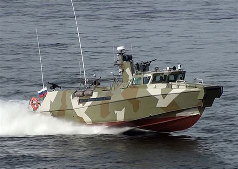 raptor project 03160 patrol boats two patrol boats raptor to be introduced into the russian navy