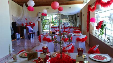 boutique venue with setups and halaal catering bridal shower decorations venue and - Bridal Shower Supplies South Africa