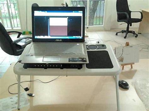 Meja Laptop meja laptop portable fitur lengkap ringkas harga
