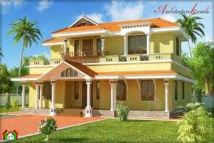 traditional style home architecture kerala 2500 square feet traditional style