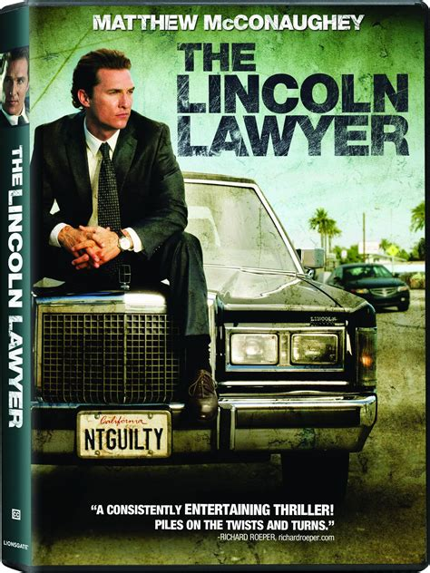 the lincoln lawyer the lincoln lawyer dvd release date july 12 2011
