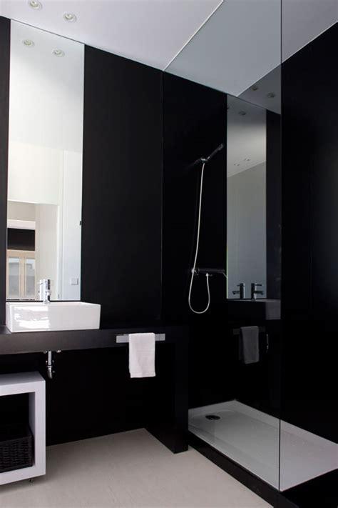 modular bathroom designs donkere badkamers