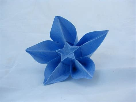 Carambola Origami Flowers - pin by gris simonds g 243 mez on paper