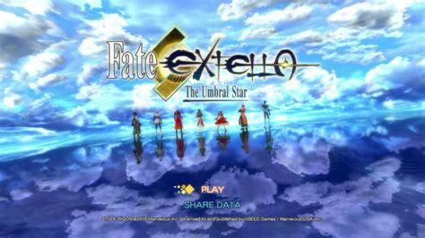 Kaset Ps4 Fate Extella The Umbral fate extella the umbral eu ps4 cd key