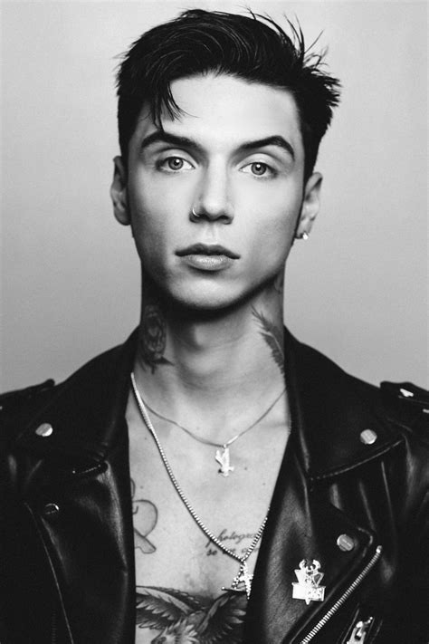 images of andy biersack andy biersack profile