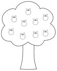 apple tree coloring page apple tree clipart to color 14 cm flickr photo