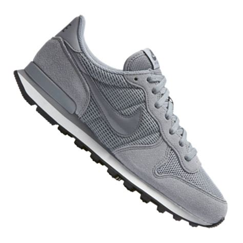 nike internationalist sneaker damen grau  freizeit