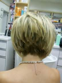 stacked haircuts for stacked short haircuts for women