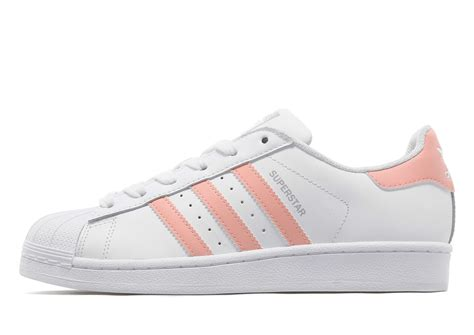 adidas light white adidas superstar light pink and white aoriginal co uk