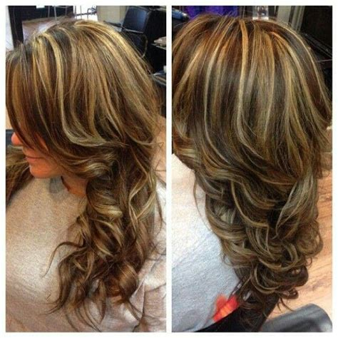 highlights for latina hair 51 best color and hilights for latinas images on