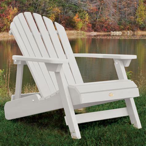 highwood 174 hamilton folding reclining adirondack chair