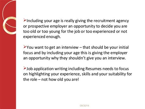 application writing what not to include in your resume