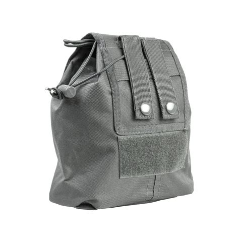 Pch Urban - folding dump pouch urban gray