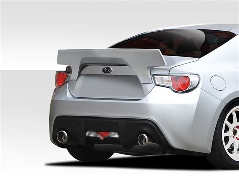 2015 subaru frs 2015 scion frs wing spoiler body kit 2013 2018 scion fr