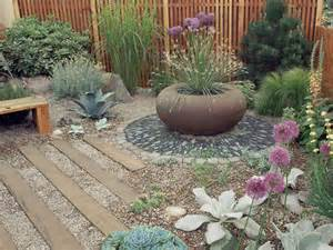 desert xeriscape and rock gardens diy