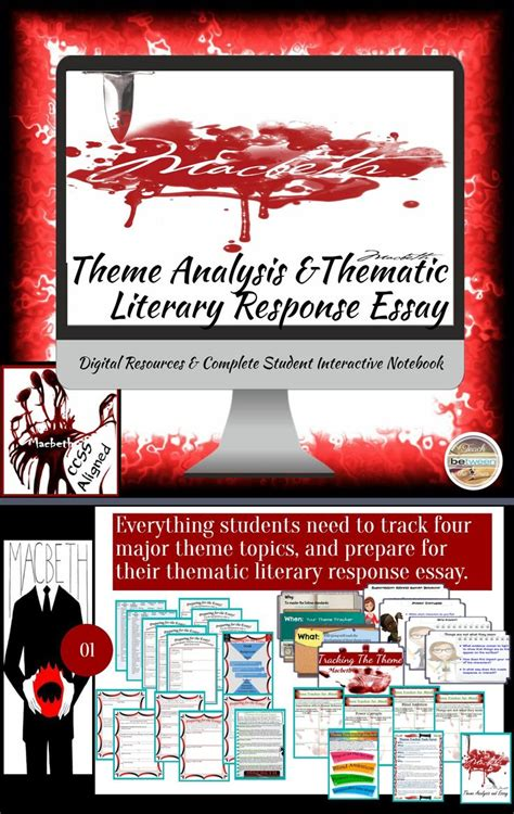 various themes of macbeth 17 best ideas about themes in macbeth on pinterest