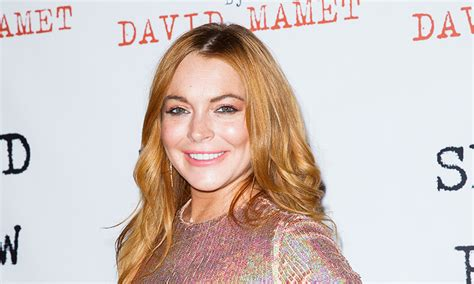 Lindsay Lohans Speaks by Lindsay Lohan Urges Fans Not To Focus On My Accent
