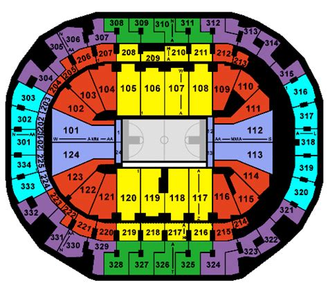 american airlines center seating chart rows american airlines center tickets american airlines