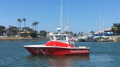 towboatus dana point has a new captain the log - Tow Boat Us Dana Point