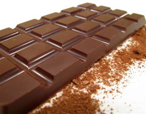 five rules for chocolate consumption